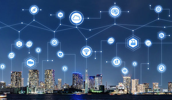 IoT (Internet of Things) Smart City.